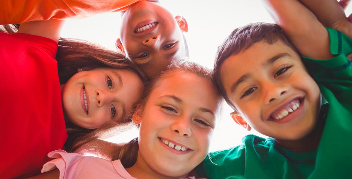 Kinder im Blick