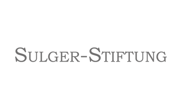 Logo Sulger Stiftung